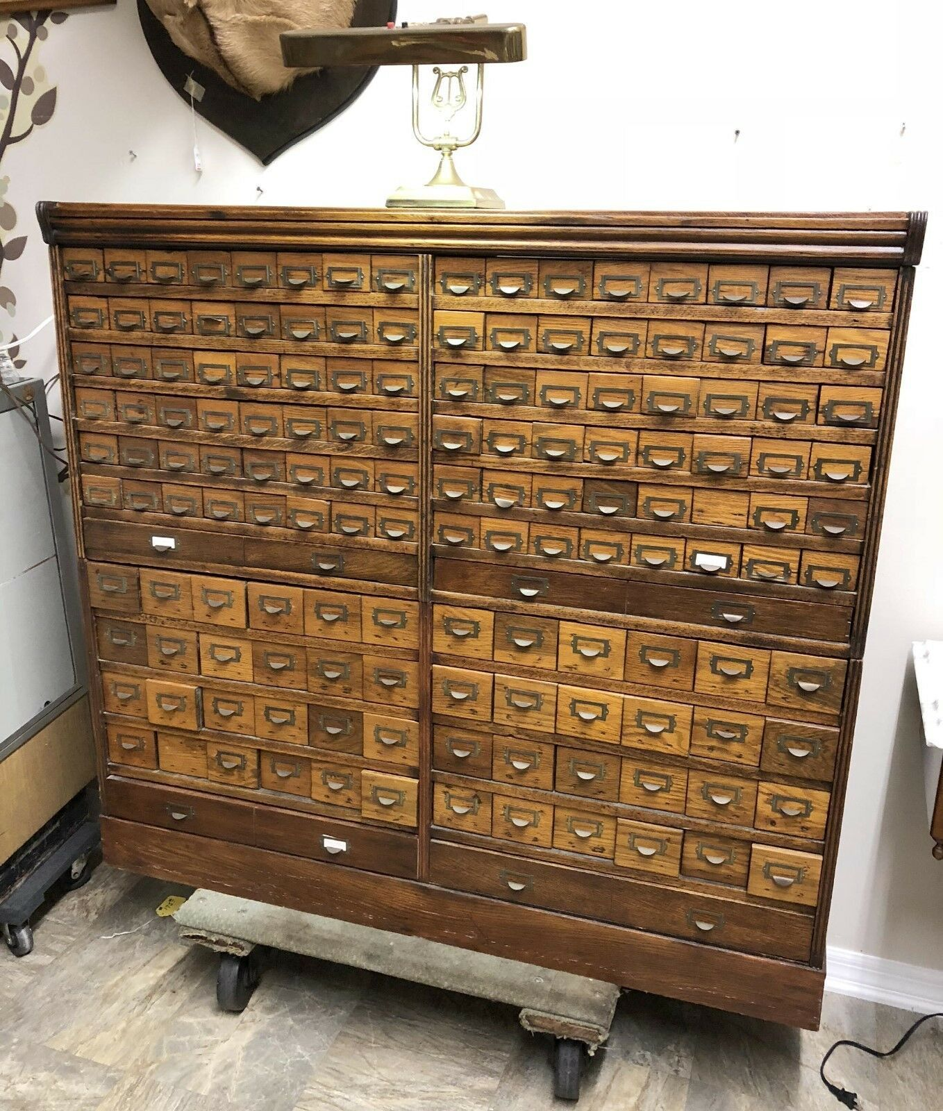 Antique Pharmaceutical Apothecary Cabinet 50 Length 47 High 12 1 2 Deep Ebay Rustic Furniture Antique Furniture Home Furniture