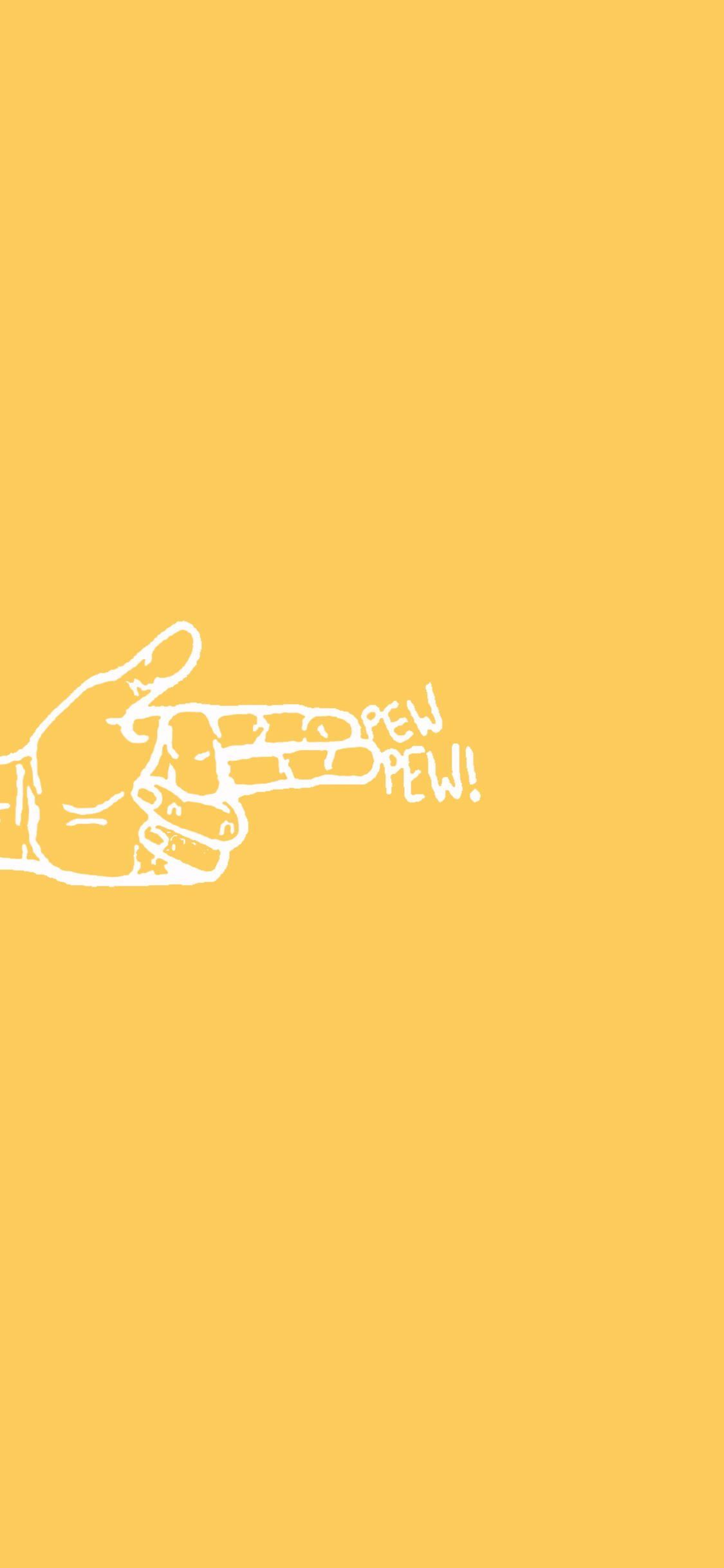 35 Yellow Aesthetic Wallpaper