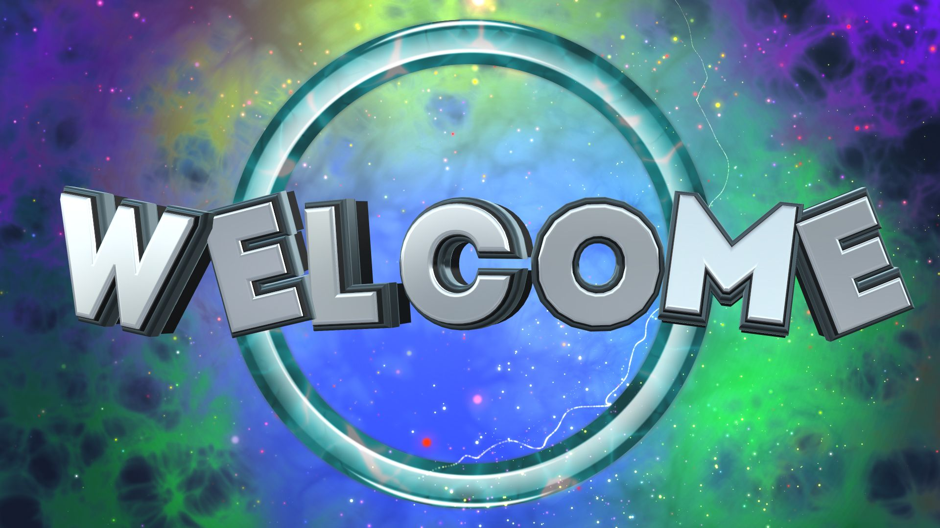 Even more power of rainbows welcome everyone to worship with our welcome everyone to worship with our colorful video loop toneelgroepblik Choice Image