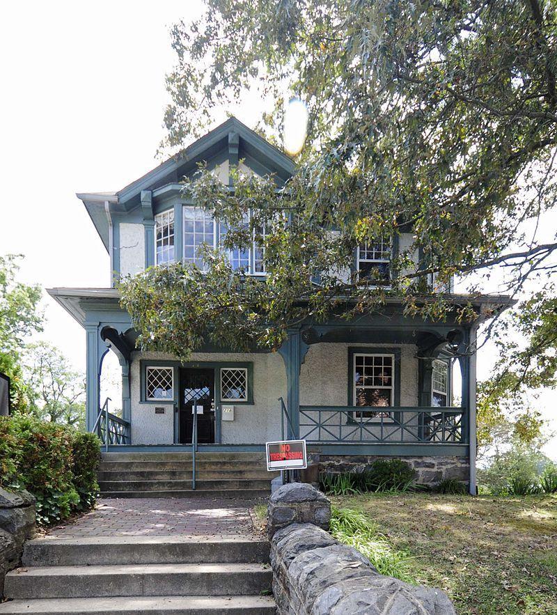 Mrs. Minnie Alexander Cottage in County, North