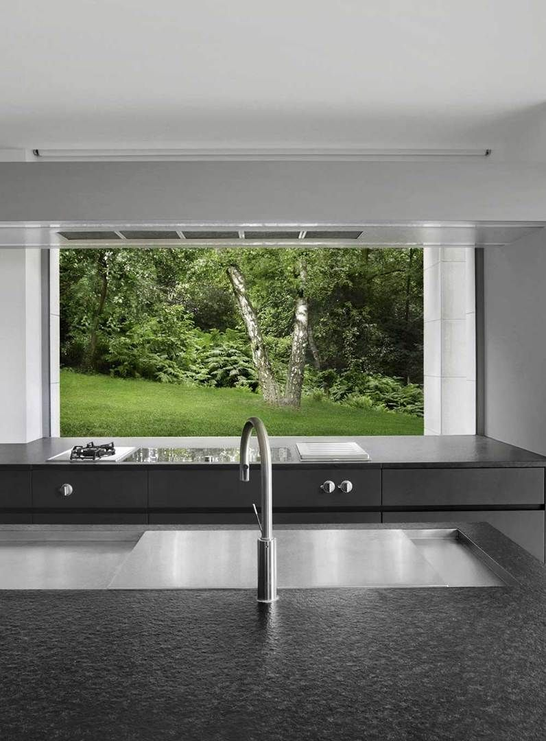 Obumex An Interior To Dream About Kitchen Inspiration Modern Modern Grey Kitchen Architect Design