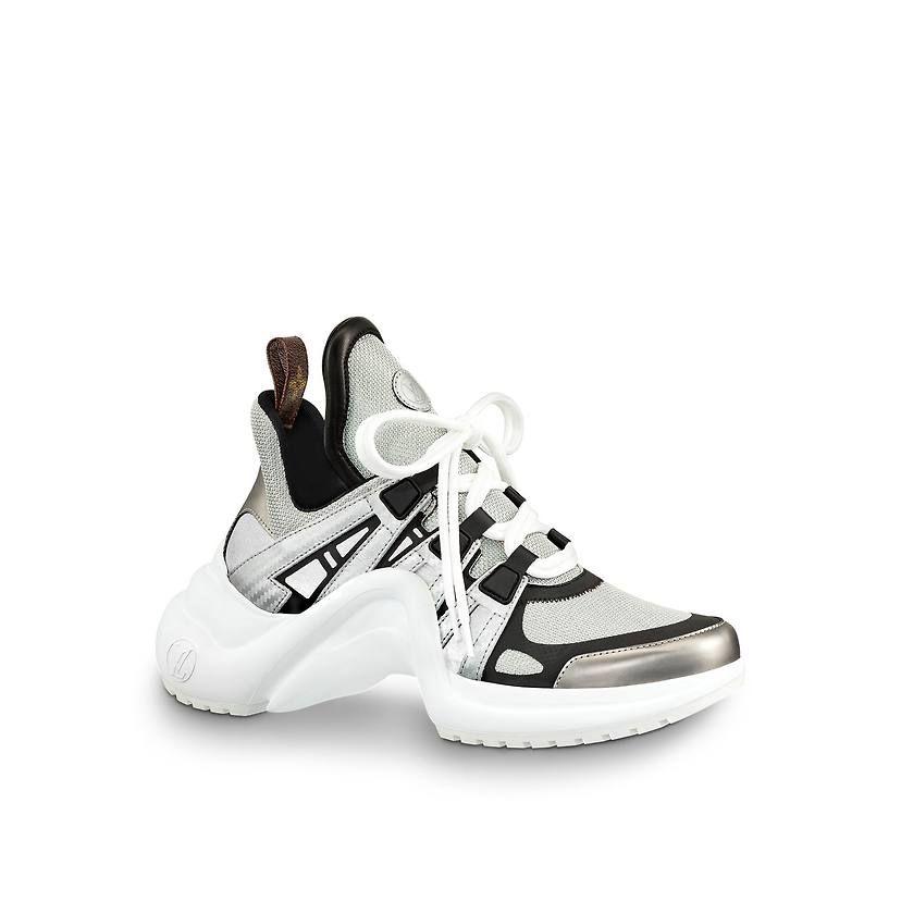 fb0cb793f50a Zapatilla Deportiva LV Archlight Mujer Zapatos   LOUIS VUITTON ...