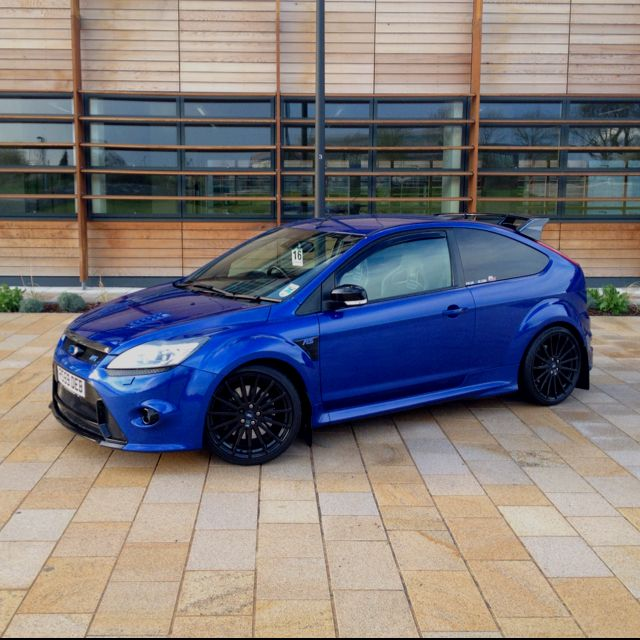 Ford Focus RS. GORGEOUS