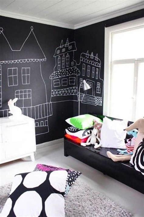 Fun Chalkboard Paint Ideas Kids Room Dekorasi Kamar Anak Inspirasi Ruangan Kamar Tidur Anak Anak
