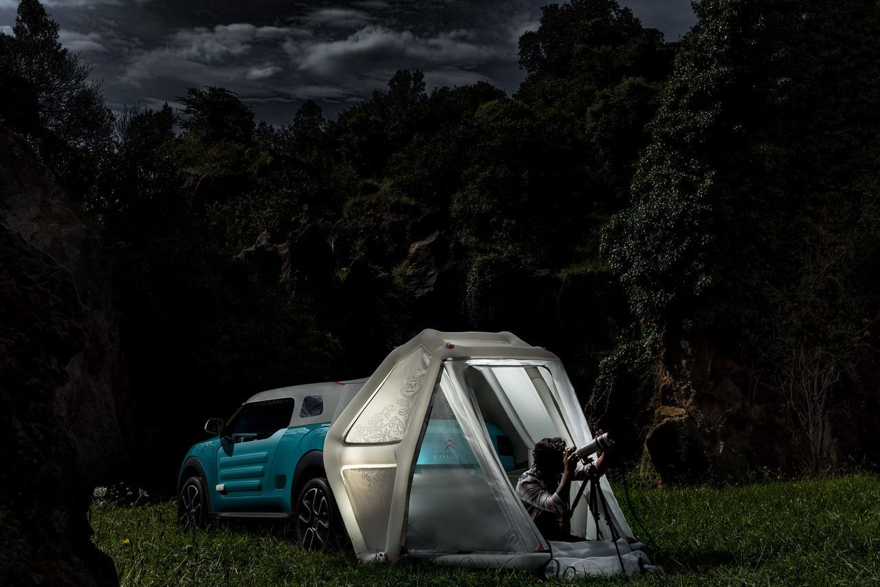 Foto de Citroën Cactus M concept (40/59)