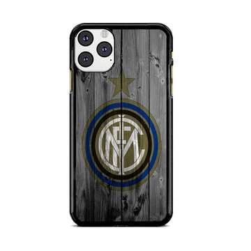 Inter Milan Soccer Logo Dark Wood Wallpaper Iphone 11 Pro Max Case Babycase In 2020 Dark Wood Wallpaper Iphone 11 Pro Case Iphone 11