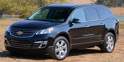 My Next Vehicle Hopefully They Will Have A 2016 One Chevrolet Traverse Chevrolet Cheap Used Cars