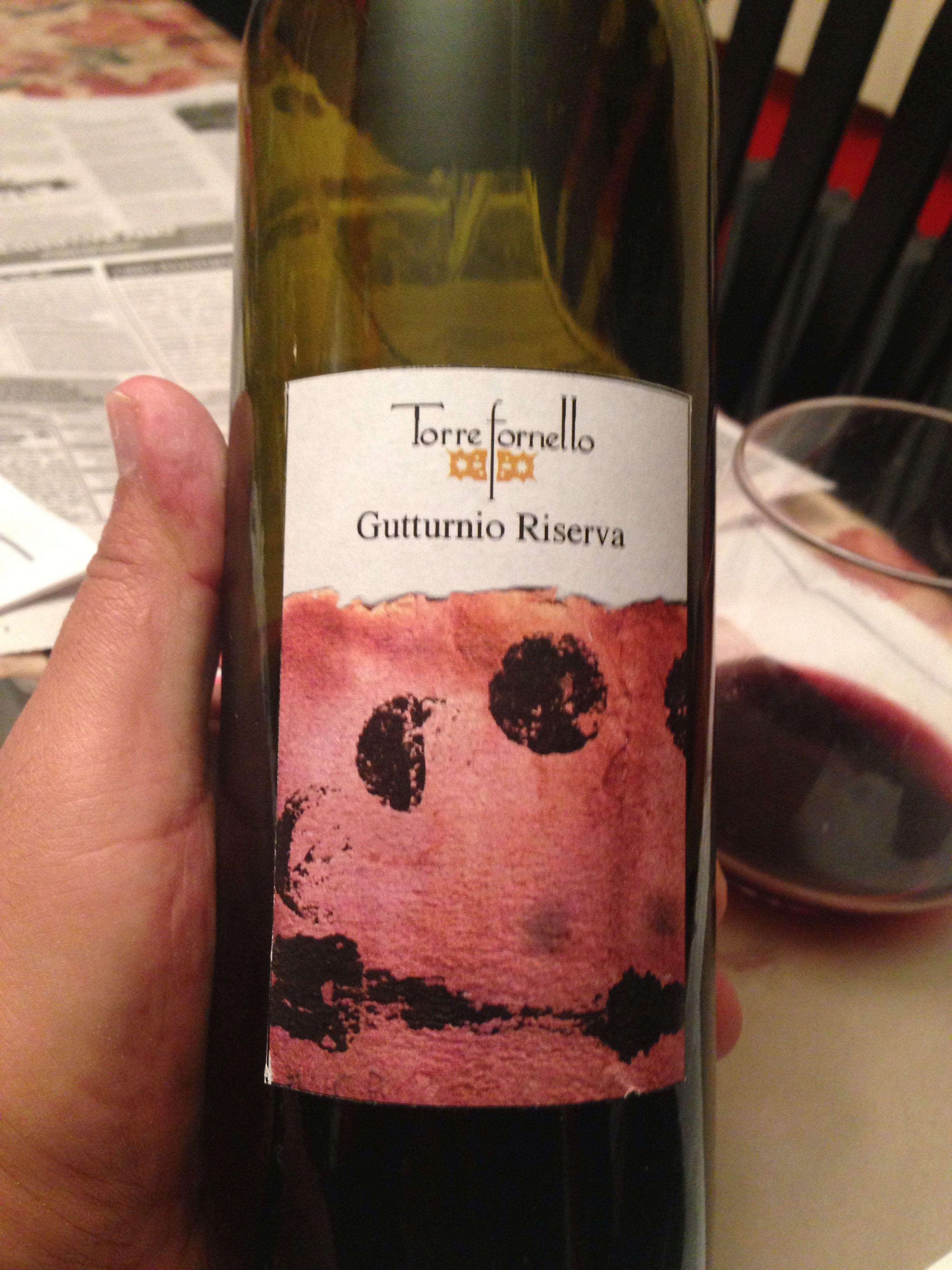 Colli Piacentini Gutturnio Doc Torre Fornello Great Producer Delivers Awesome Juice In This Riserva 2006 A Blend Of Barbera And Bonarda Fornello Liquori Vino