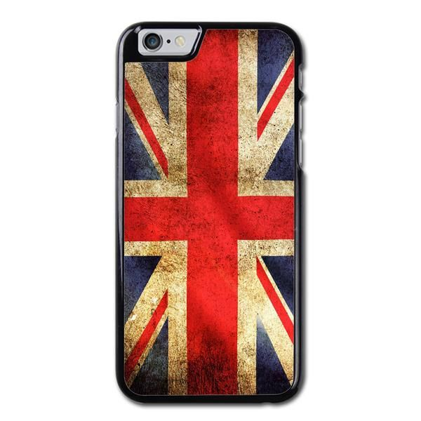 UK National Flag Pattern Phonecase for iPhone 6/6S