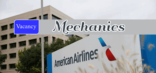 Mechanics Jobs Required in American Airline in US Visit jobsingcc.com for more info @ http://jobsingcc.com/mechanics-jobs-required-american-airline/