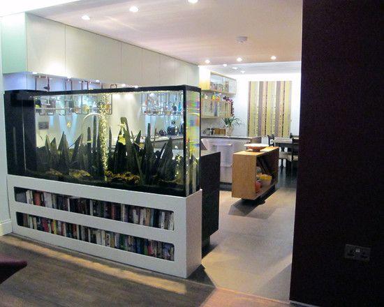 aquarium interior design - Поиск в Google | детали интерьера ...