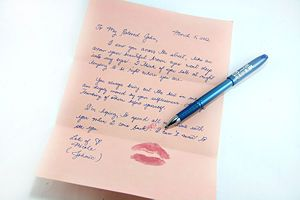 How To Write A Love Letter Writing A Love Letter Love Letters Letters To My Husband