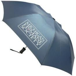 """Let it #Rain! You' ll be dry with our custom 40"""" arc automatic open folding #umbrella."""