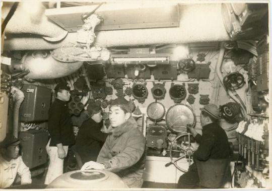 伊号第五十三潜水艦 1946年4月1日 爆破処分前 Japanese submarine I-58 | 日本軍 | Pinterest | Ww2 photos