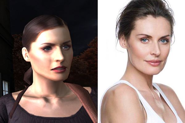 The Faces Behind The Video Game Characters Max Payne Classic