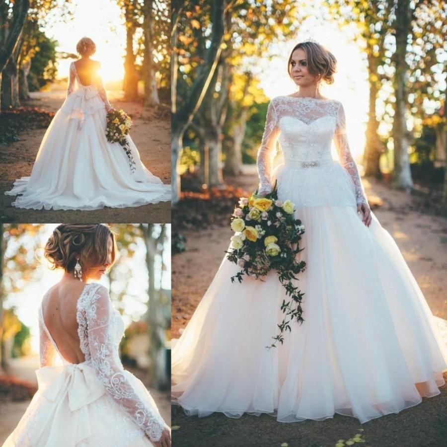 nice Свадебные платья для беременных (50 фото) — Как ...