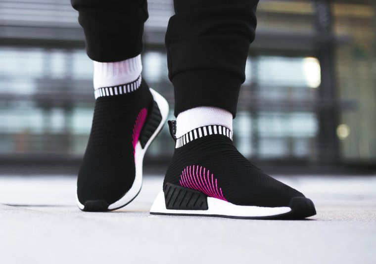 pretty nice 0b751 ff9ce Adidas NMD City Sock 2 Core Black  Sneakers
