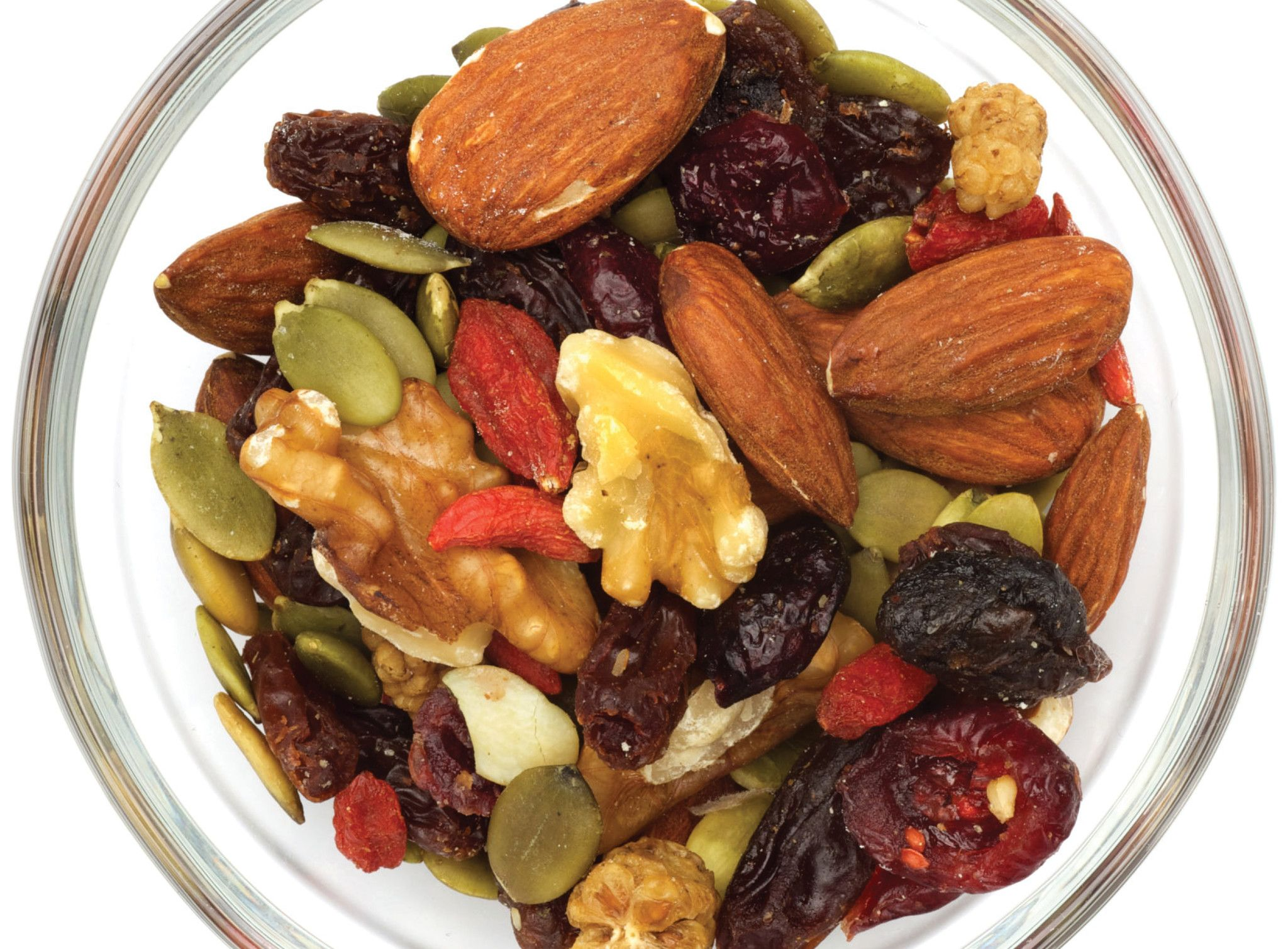 Happy trails dried fruits and nuts worth hiking for