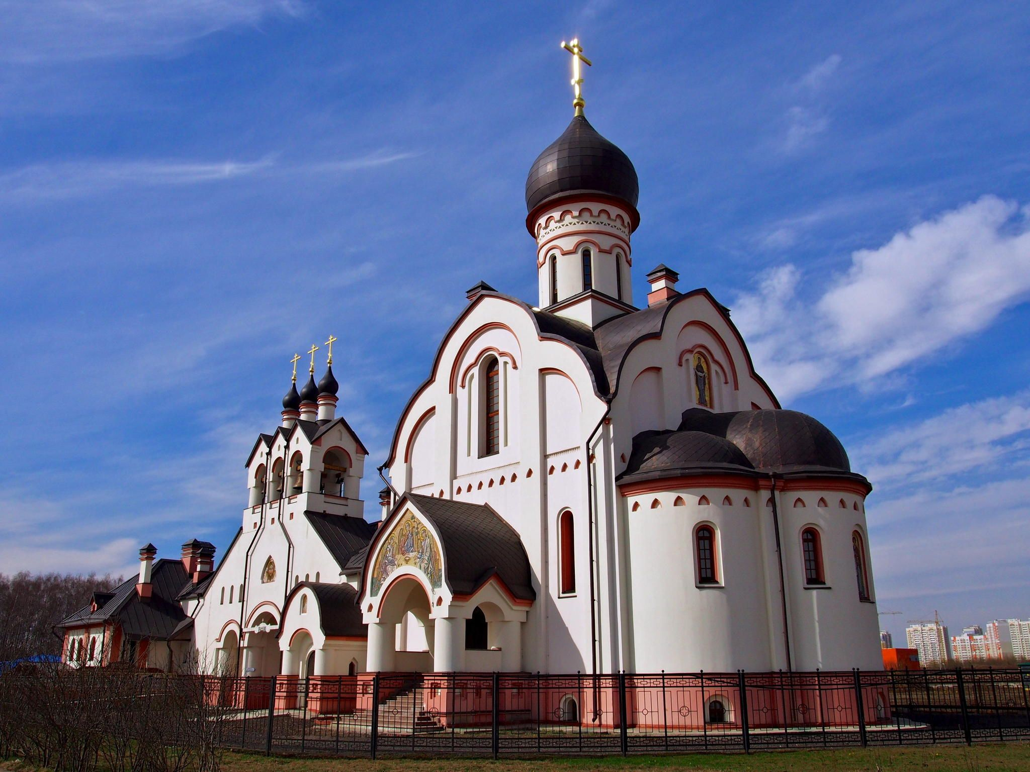 Photograph Church of St. Martyr and healer Panteleimon by Andrew Barkhatov on 500px