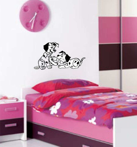 Two / 2 Dalmatian Puppies - Black, 23 X 13 Inches Apollo's Products http://www.amazon.com/dp/B00GYH8XOI/ref=cm_sw_r_pi_dp_ybMCvb0J70ZKR