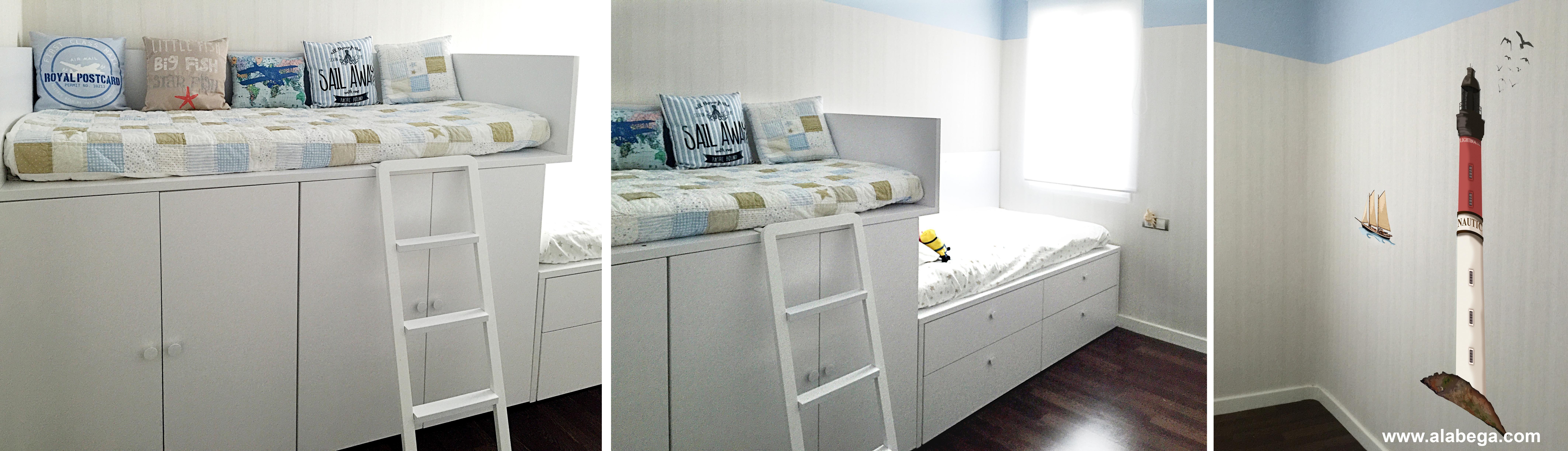 Armario Y Camas Todo En Uno Buen Aprovechamiento Del Espacio  # Muebles Todo En Uno