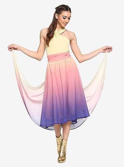 Star Wars: Episode II Attack Of The Clones Padme Ombre Dress Her Universe Exclusive