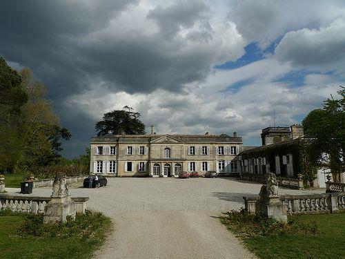 Château du Taillan, Bordeaux, France