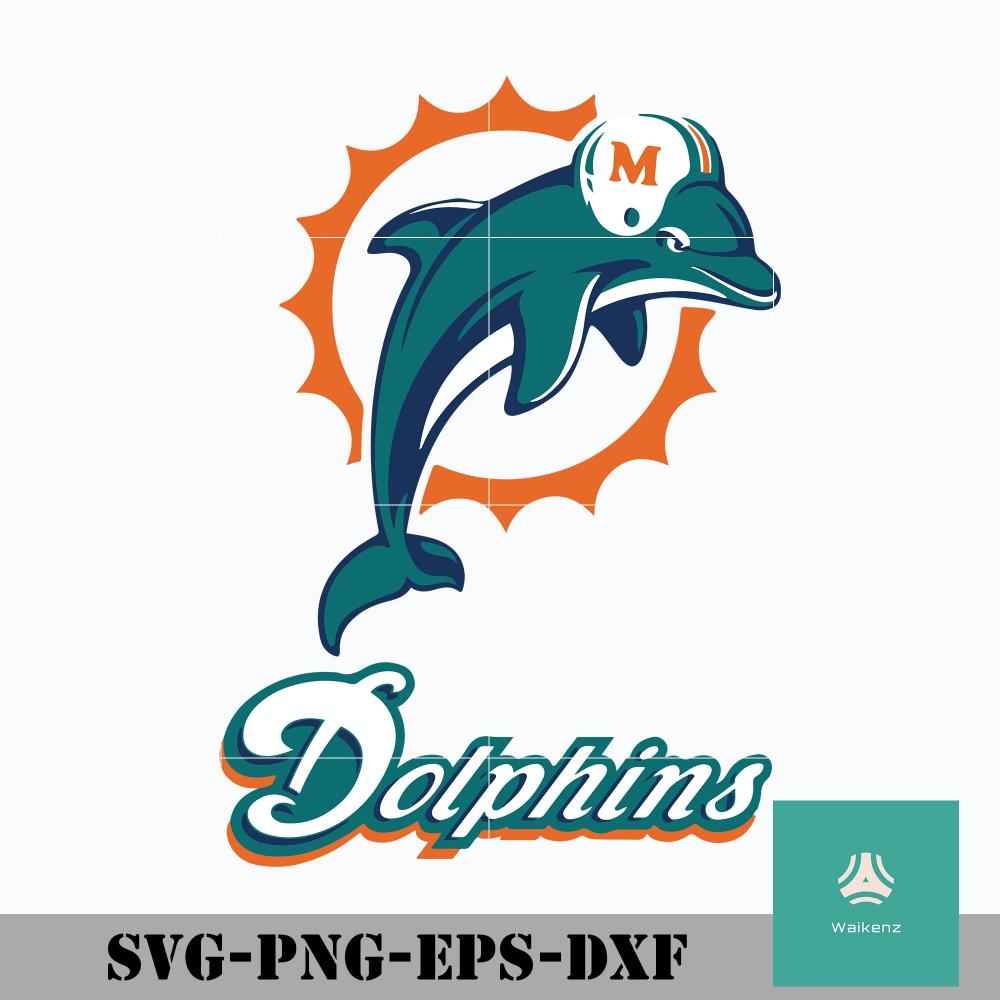 Miami Dolphins Logo Svg Miami Dolphins Logo Svg Miami Svg Nfl Svg Png Dxf Eps Digital File Dolphins Logo Miami Dolphins Logo Cute Poster