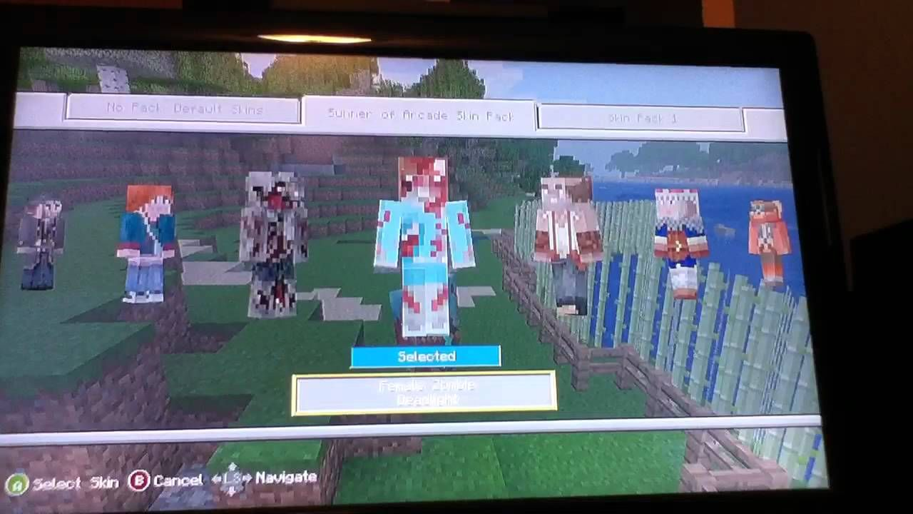 6a431f84d9d9dac61502debe652fd49f - How To Get A Skin On Minecraft Xbox One