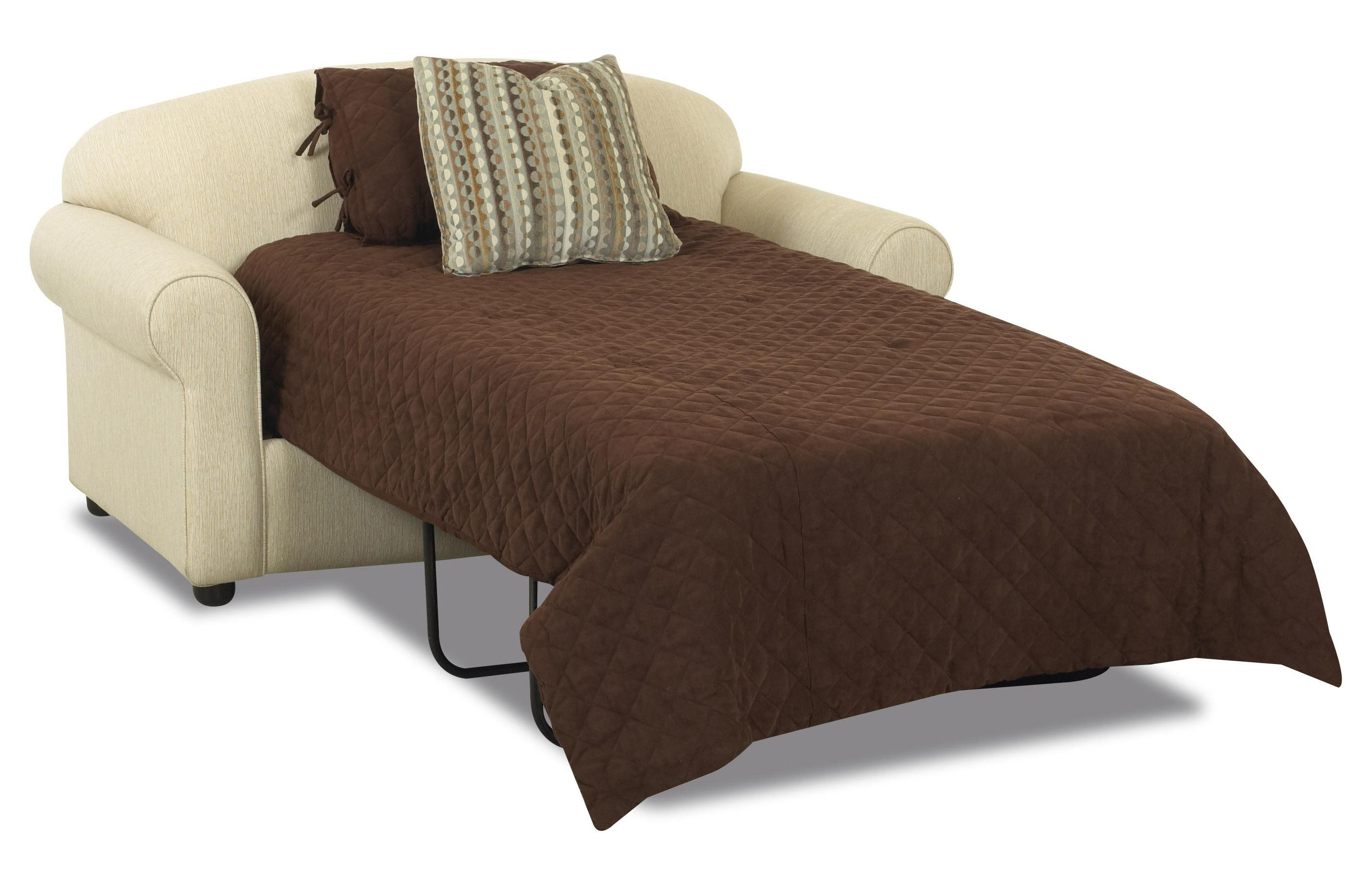 Possibilities Twin Sleeper Sofa By Klaussner (63Wx34Hx36D)