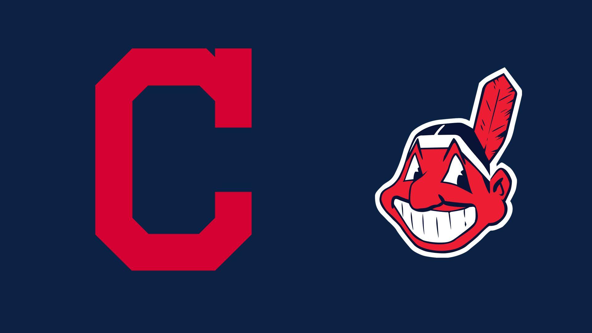 Mlb Cleveland Indians Logo 1920x1080 Full Hd 16 9 1