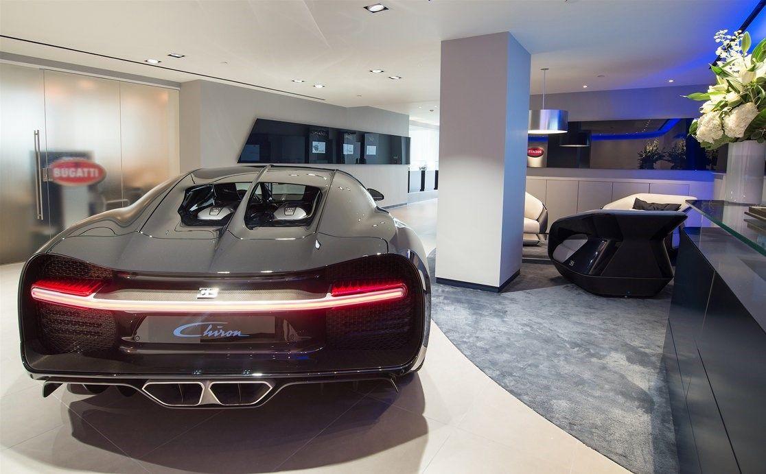 Not Your Average Car Showroom Bugatti Opens Flagship Store In London Bugatti Car Showroom Car