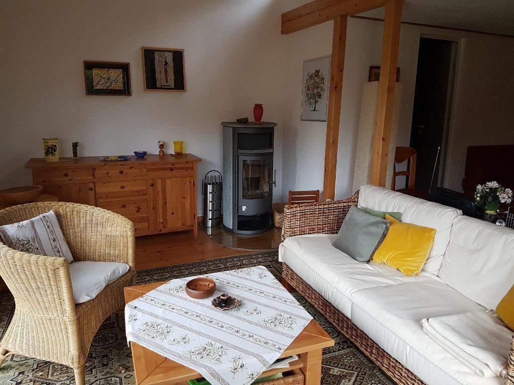 Gepflegtes Wochenendhaus mit Waldgrundstück in Bad