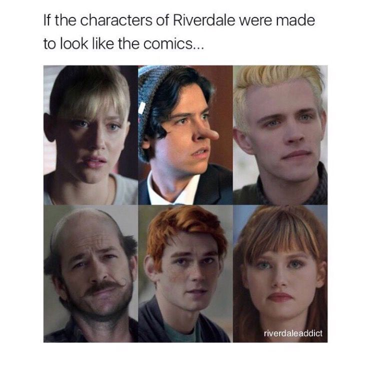Riverdale Memes (Book 1) - 3.4