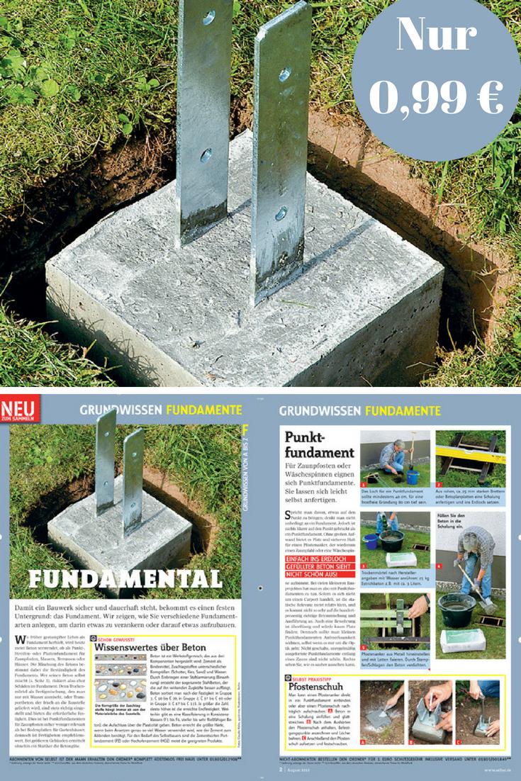 Grundwissen Fundamente Selbst De Pergola Garden Garden Projects Diy Pergola