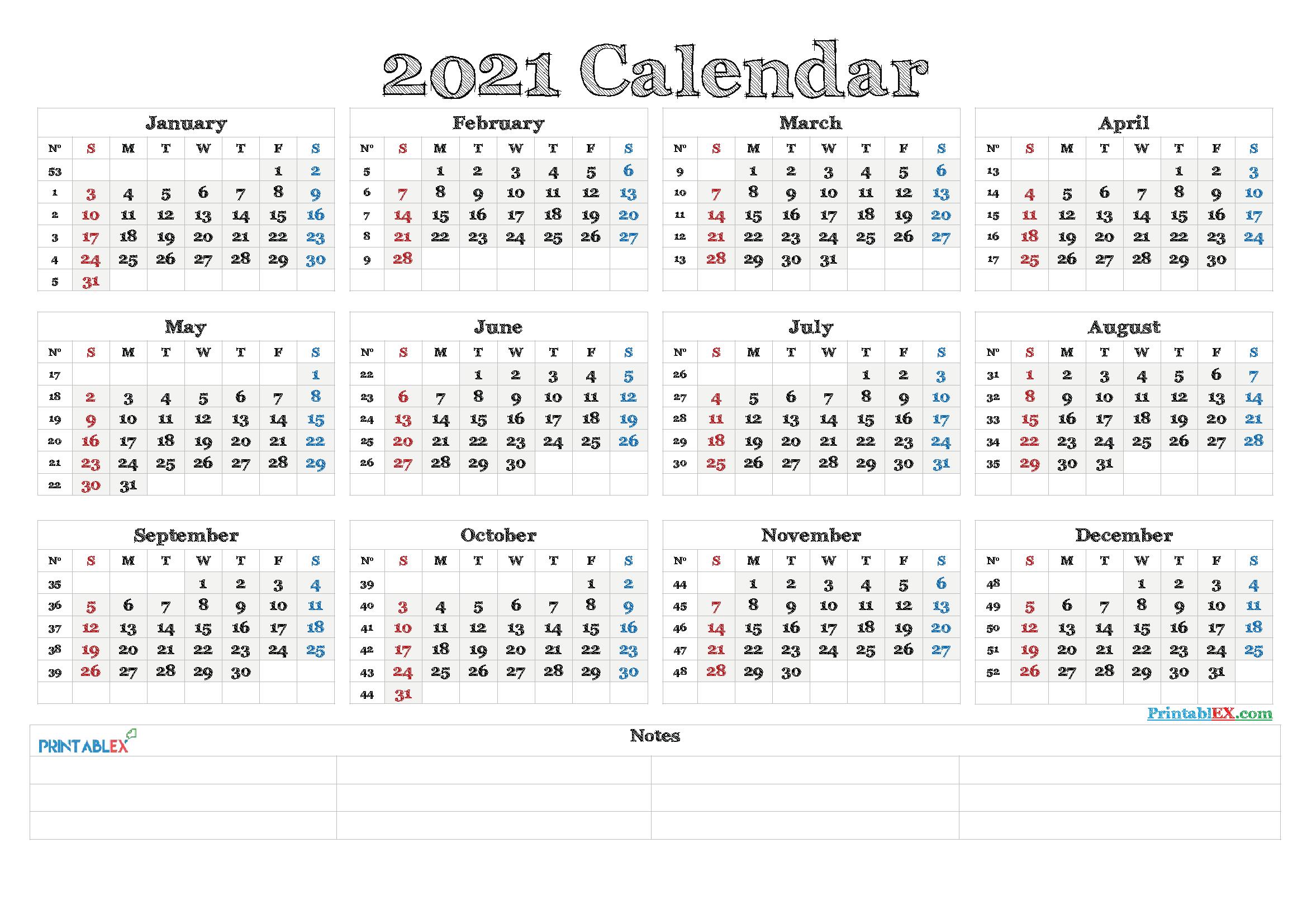 Printable Calendar Templates 2021 21ytw84 In 2020 Free Printable Calendar Templates Calendar Template Printable Calendar Template