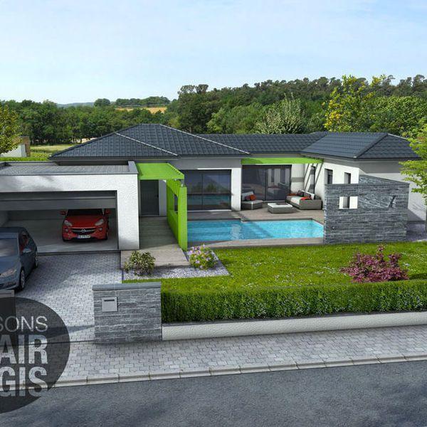Modèle de maison OLIVINE -  Retrouvez tous les types de maison à