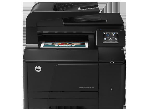 Hp Laserjet Pro 200 Color Mfp M276nw 329 99 Multifunction Printer Laser Printer