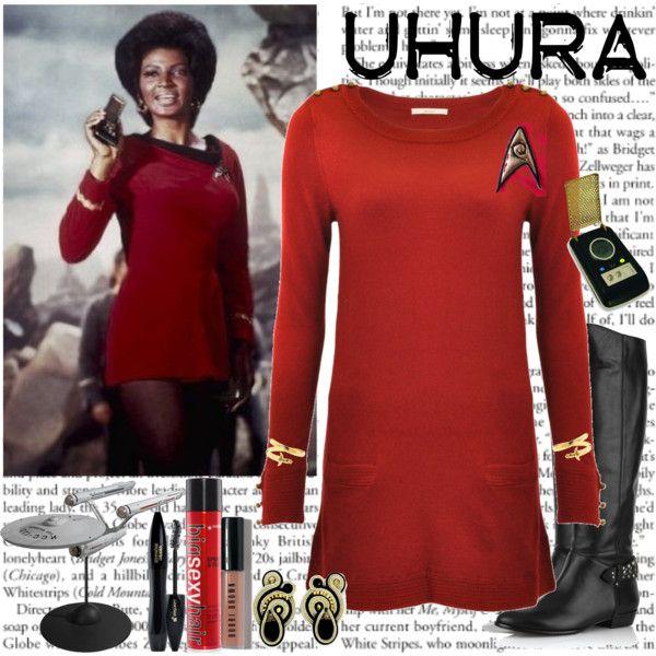 lieutenant uhura halloween costume - Uhura Halloween Costume