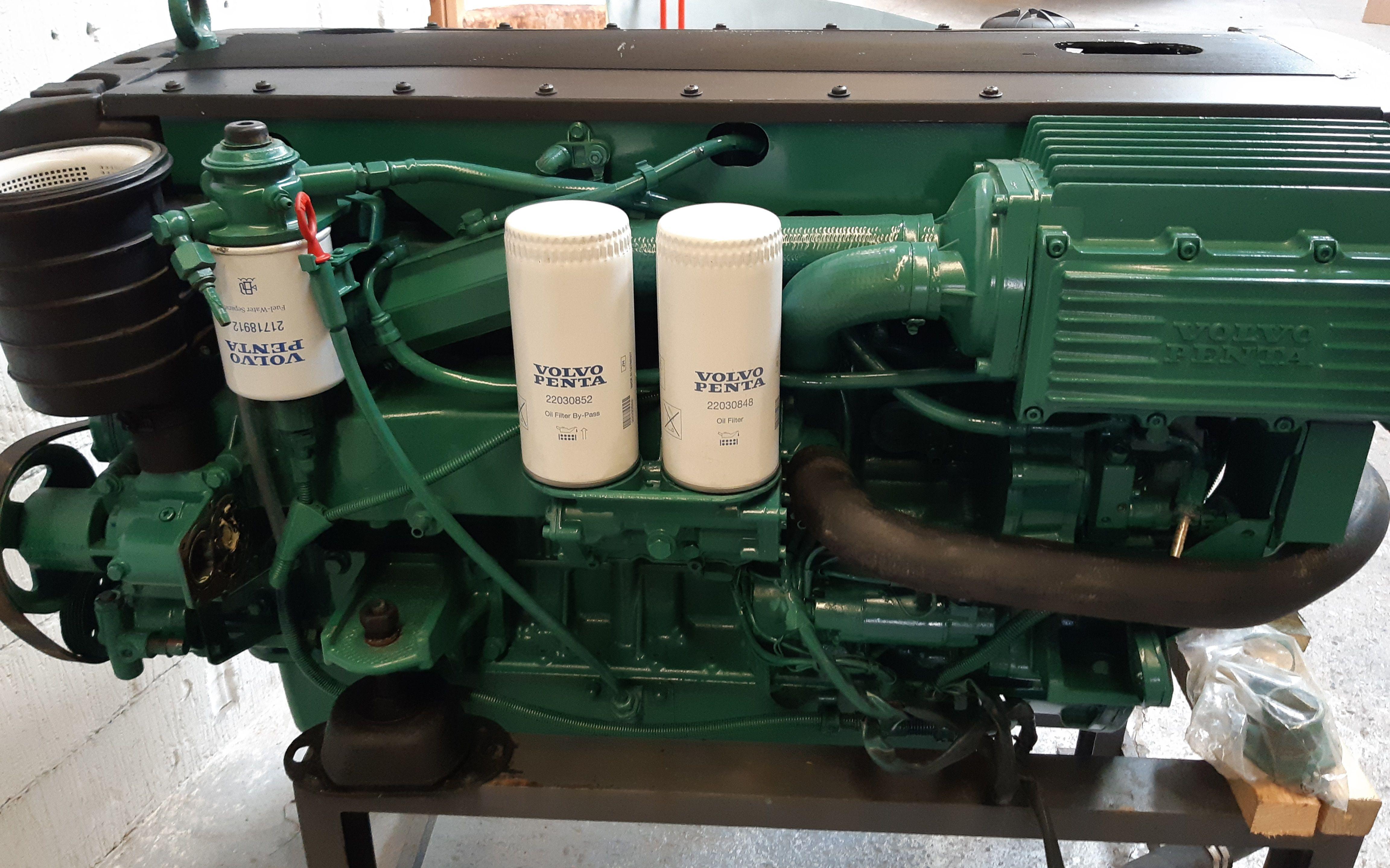 Volvo Penta D6 310 Evc C 450 Running Hours Engines For Sale Volvo Engineering