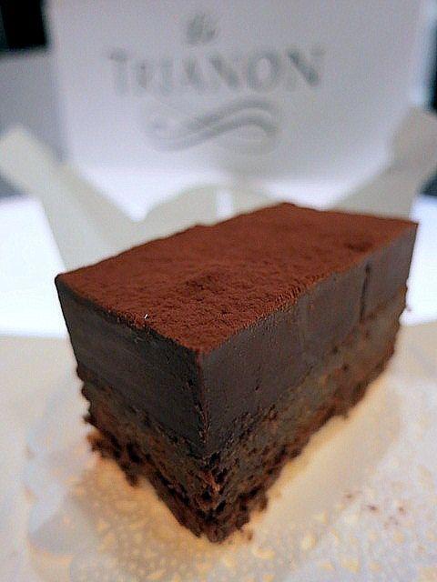 Le Trianon Cake Recipe