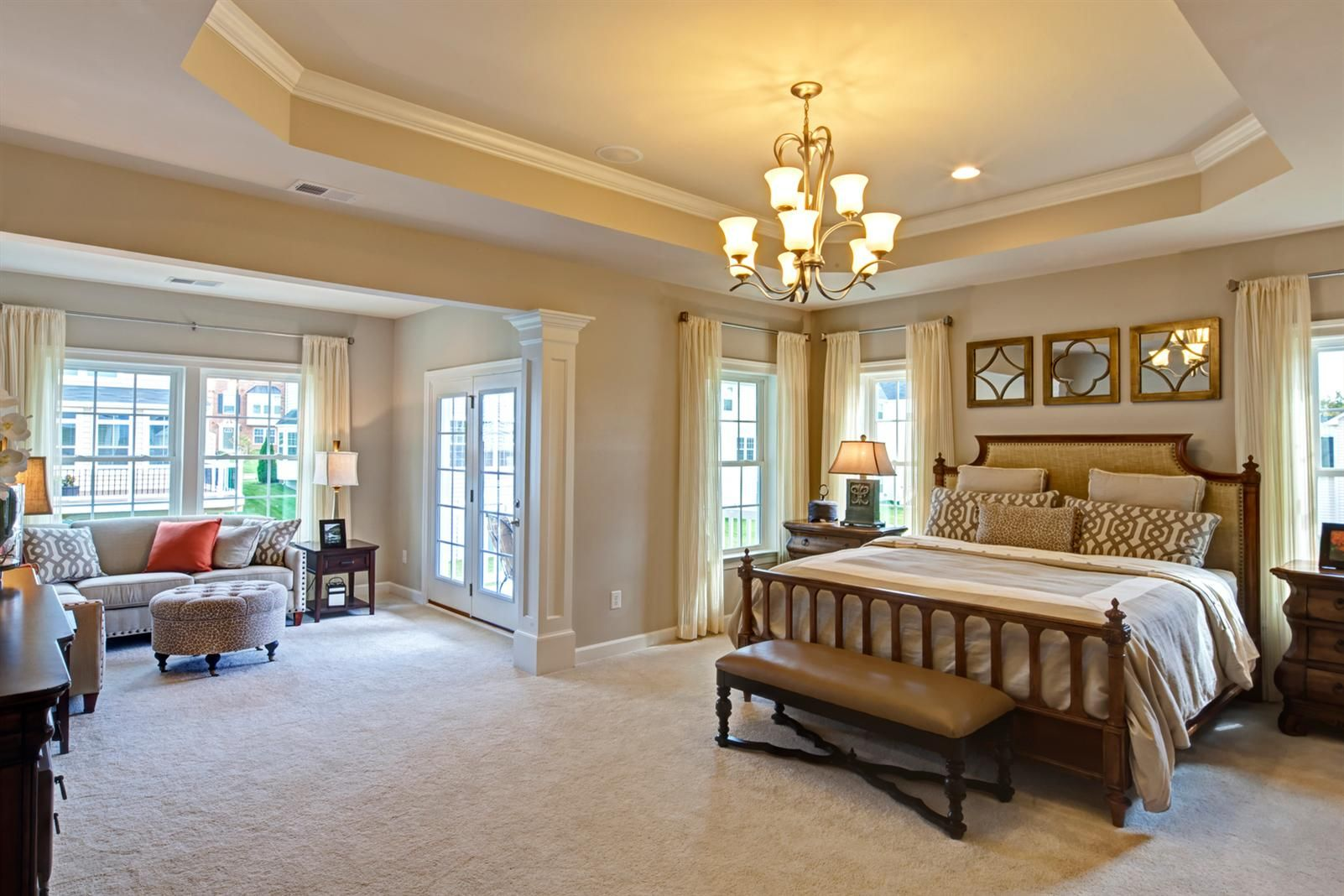New luxury river hill overlook in clarksville md nvhomes also bed rh pinterest