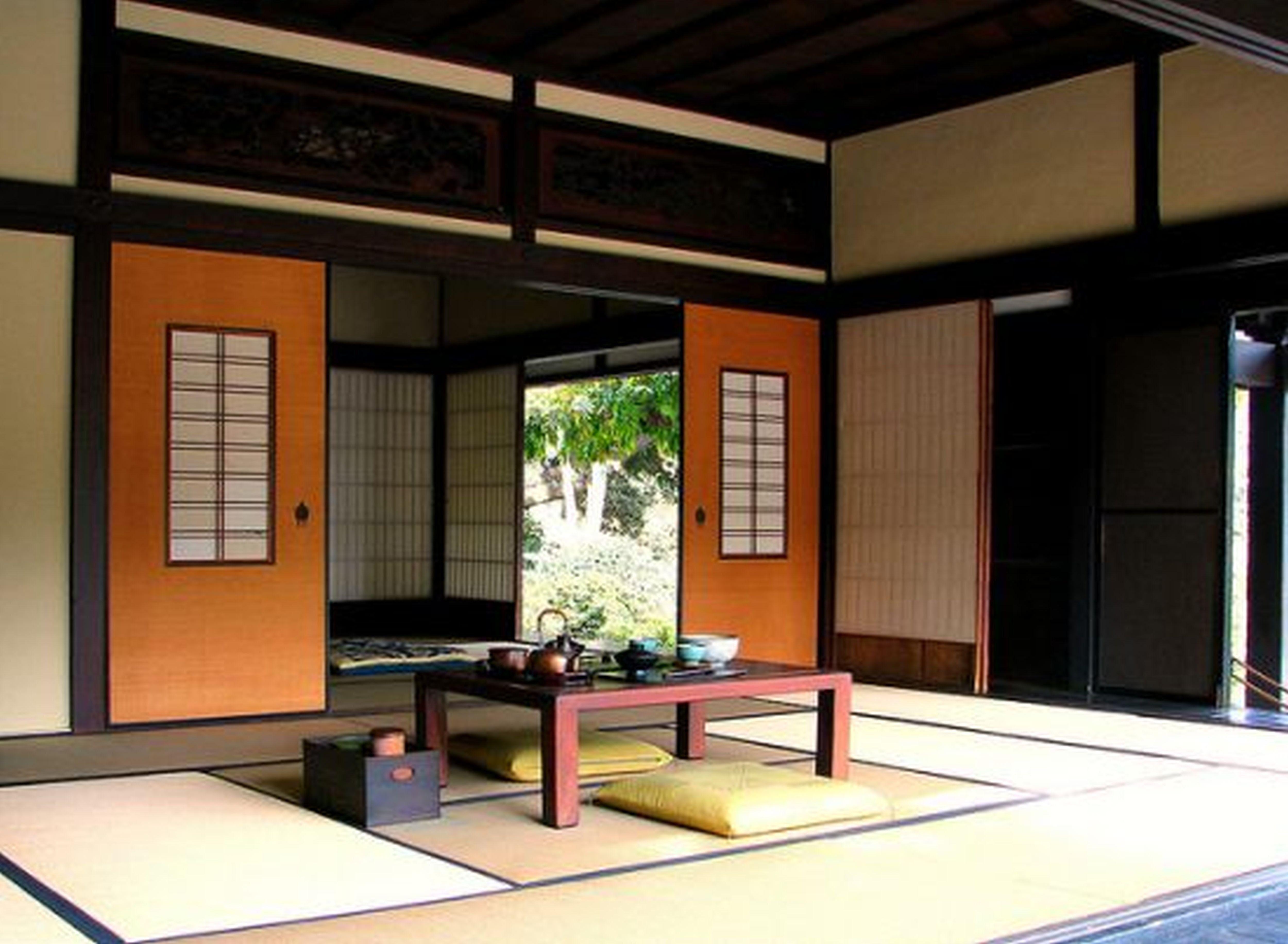 Amazing japanese interior design idea 53