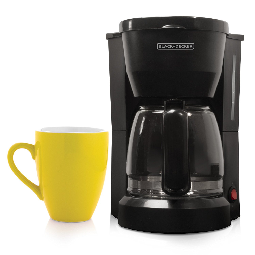 Black & Decker DCM600B 5Cup Coffeemaker in 2020 Coffee