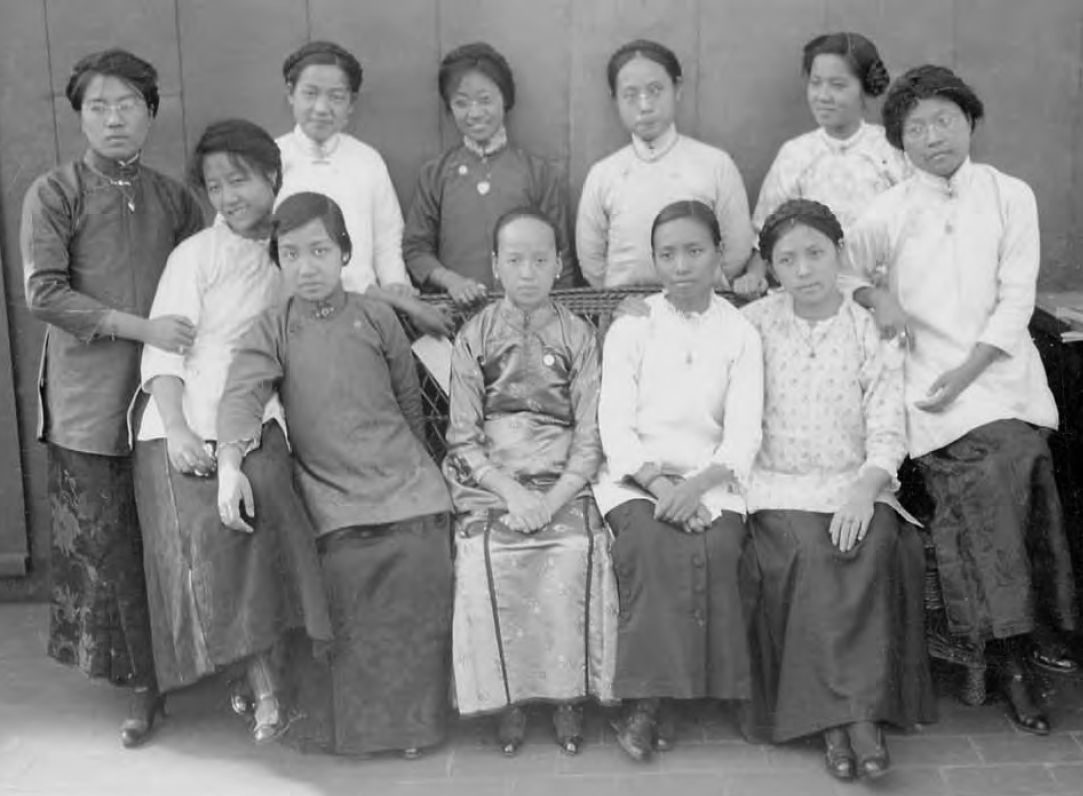 Young Chinese Immigrant Students In New York City