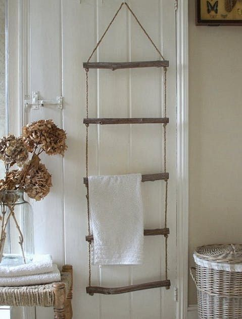 Photo of 9 Genius Ways to Store Bath Towels