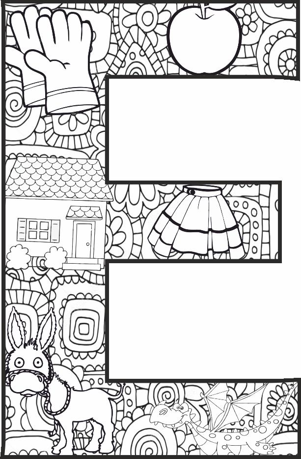 E Harfi Mandala çalışması Ilkokul Etkinlik Pinterest Alphabet