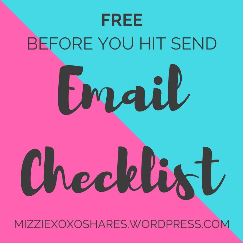 Get some tips on what you should put in your emails before you hit send. Great for small business' that want to keep in touch with their customers