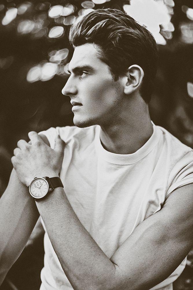Sacha Legrand @ Wilhelmina by Casey Vange for The Fashionisto