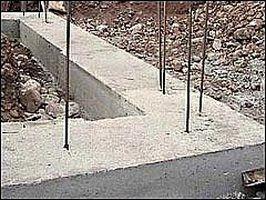 How To Build A Block Garage Ehow Concrete Sheds Building A Garage Concrete Blocks